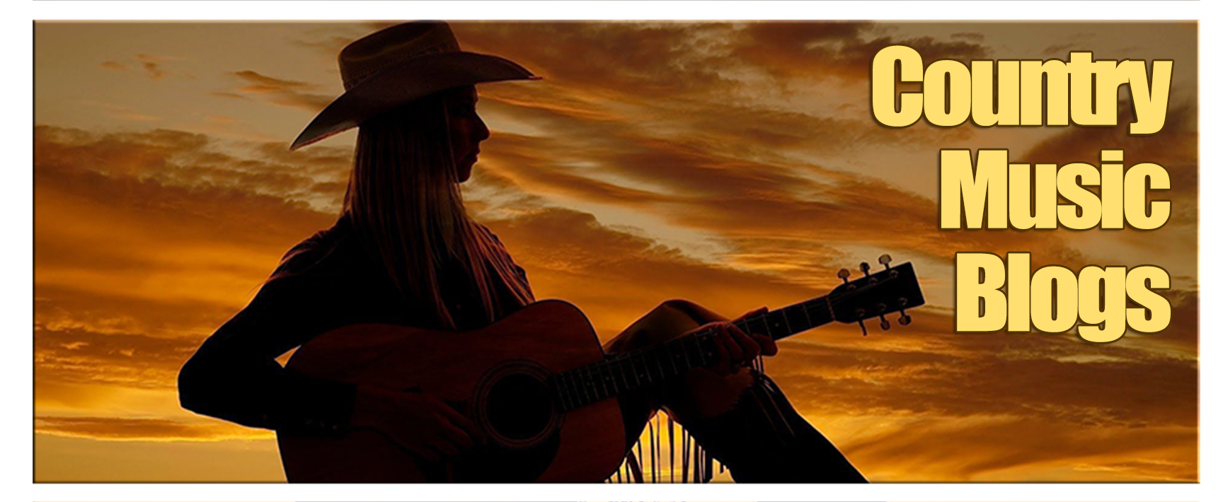 country music blogs